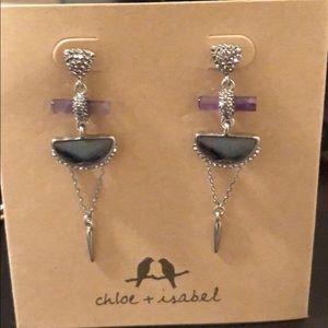 Chloe & ISABEL Riverstone Earrings